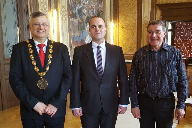 Druhé projektové setkání v Uherském Hradišti