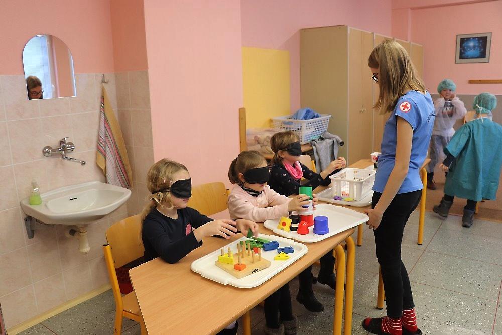 Chirurgie očima dětí