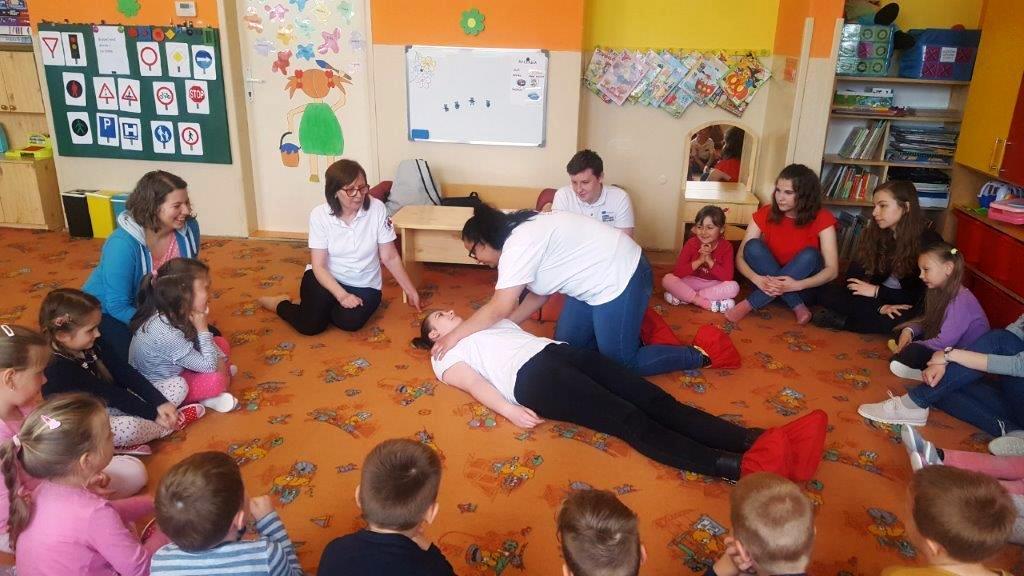 Budoucí zdravotnice sbíraly zkušenosti na Slovensku