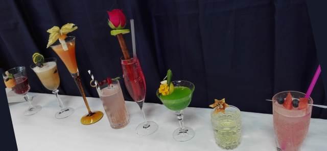 Kroměřížská koktejlová soutěž  2019