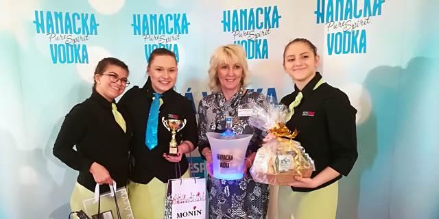 Naše barmanky obhájily 3. místo v mezinárodní soutěži