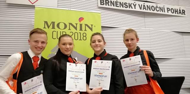 Brněnský Vánoční pohár 2018