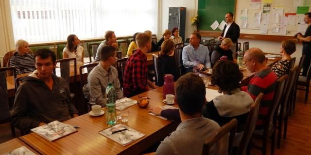 Vstoupili jsme do nového projektu v rámci programu Erasmus+