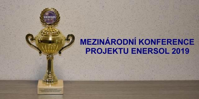 Mezinárodní konference  projektu ENERSOL  2019