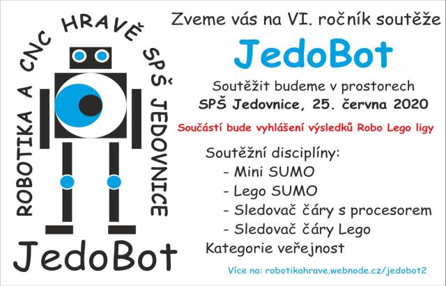JEDOBOT 2020