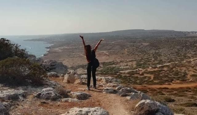 Letní stáž na Kypru 2018