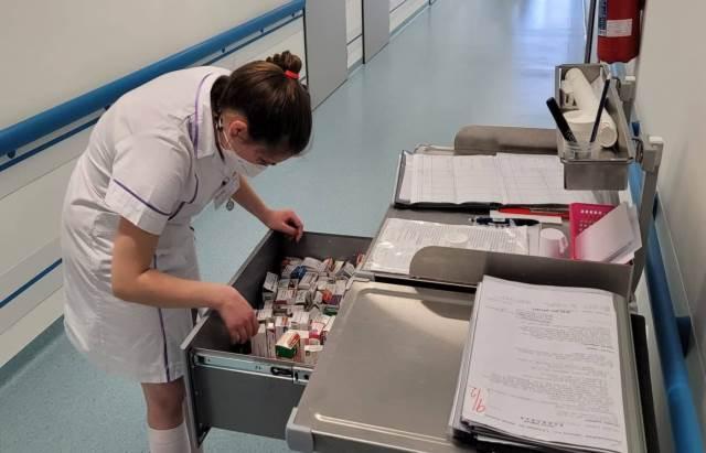Maturity v Uherskohradišťské nemocnici pokračují