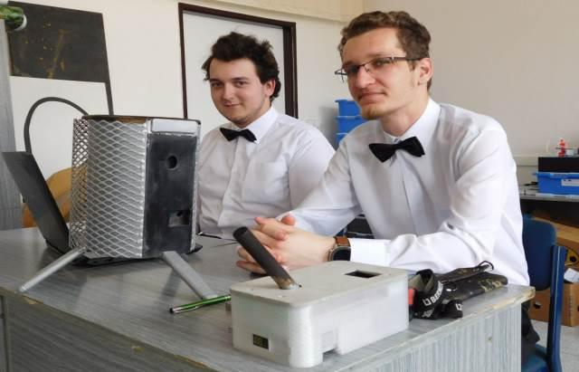 Úspěch studentů na soutěži EEICT 2021 na VUT v Brně