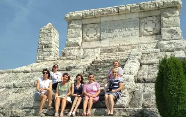 Učitelky odborných zdravotnických předmětů se vzdělávaly na Slovensku